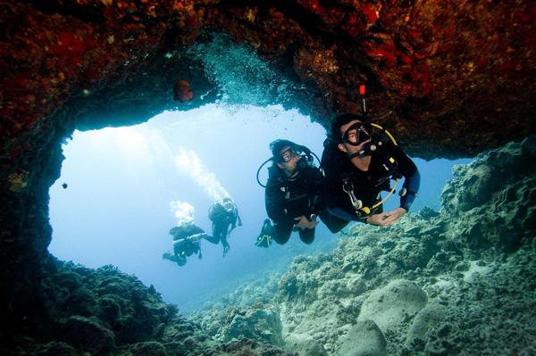 PADI Advanced Open Water diver 2
