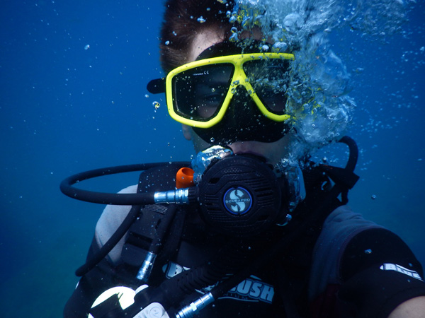 PADI Open water diver 2