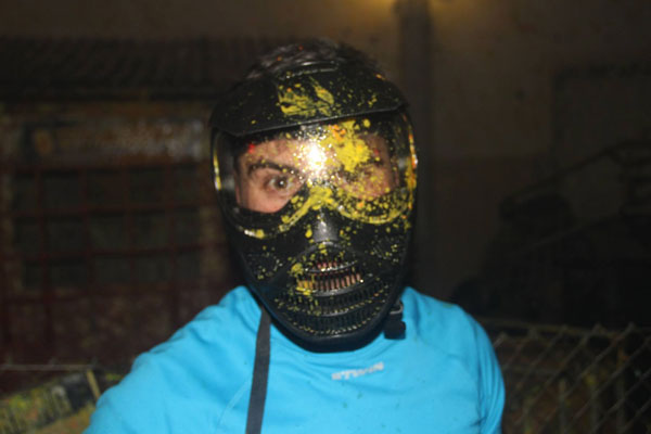 Paintball Alicante. puraventuraspain.com
