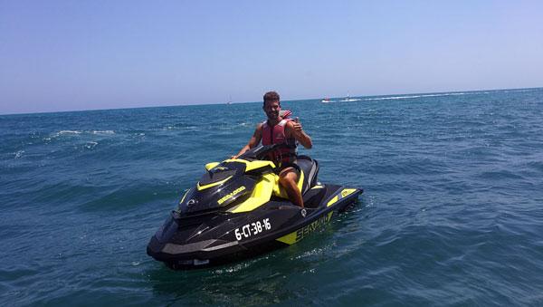 Motos de agua Alicante 2
